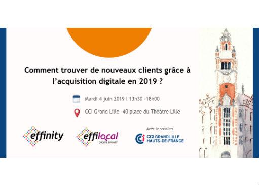 Comment trouver de nouveaux clients grâce à l'acquisition digitale en 2019?