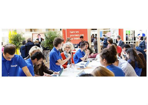 Ateliers Numériques Google à Saint Omer