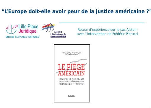 L'Europe doit-elle avoir peur de la justice américaine ?