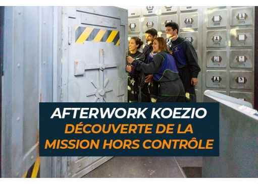 Afterwork KOEZIO