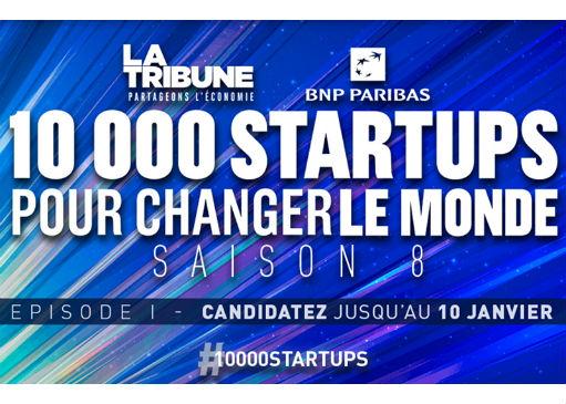 10000 startups pour changer le monde…
