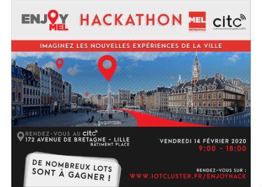 Hackathon « Imaginons ensemble les nouvelles expériences de la ville ! »