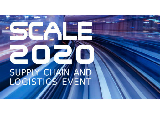 SCALE 2020, supply chain and logistics event