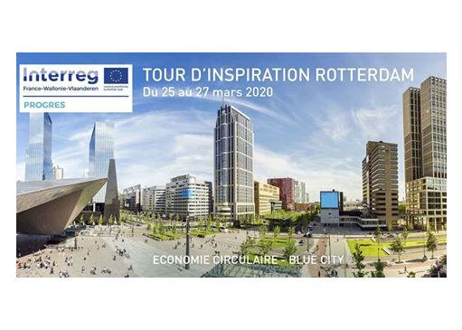 Tour d'inspiration à Rotterdam