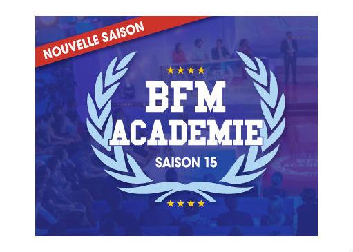 15ème édition de La BFM Académie