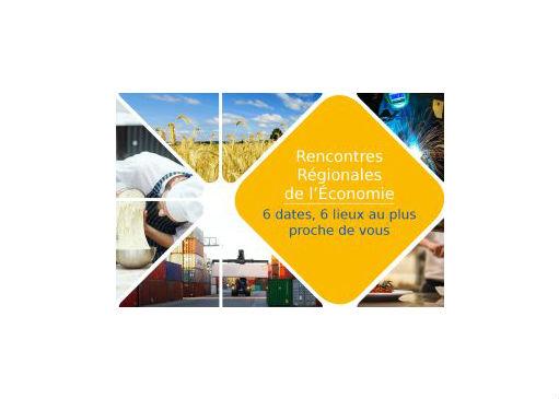 Rencontres régionales de l'économie