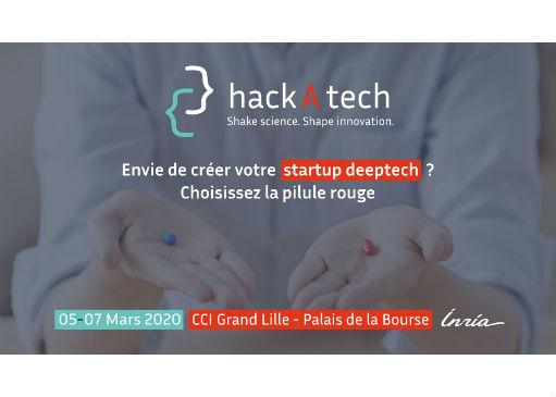 hackAtech INRIA – Shake science Shape innovation