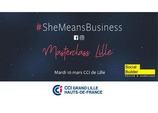 Masterclass #SheMeansBusiness