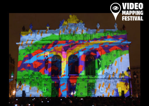 Video Mapping Festival 2020