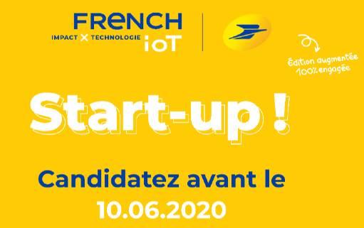 6e édition du concours French IoT  de La Poste …