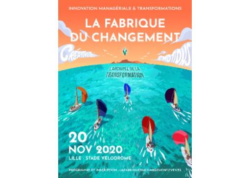 2è édition de La Fabrique du Changement !