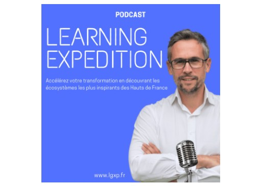 Podcast Learning expedition