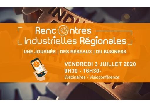 Rencontres Industrielles Régionales 2020