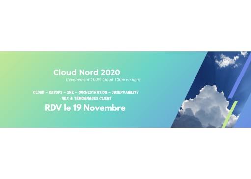 Cloud Nord : un événement pour saisir….