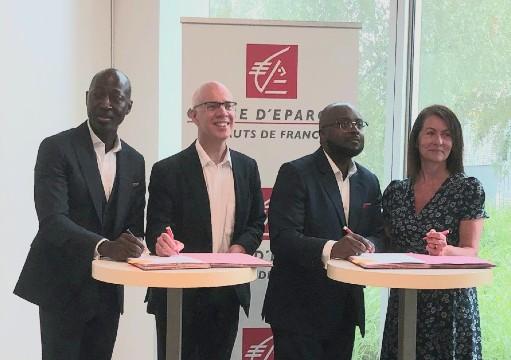 Partenariat Caisse d'Epargne HDF TradeIn