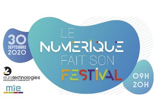 Festival numérique…