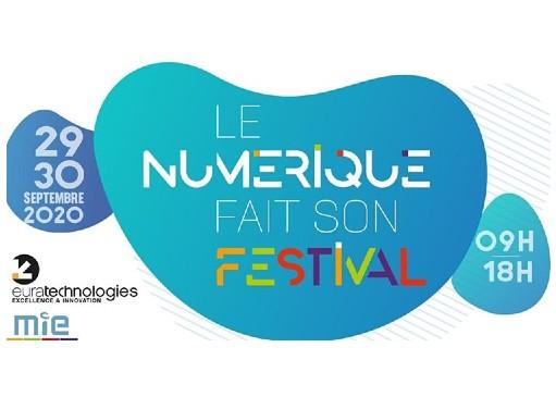 Le Numérique Fait son Festival