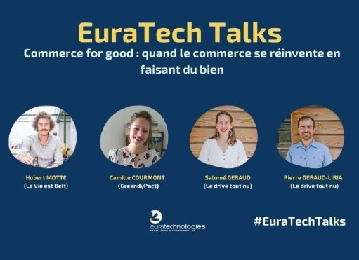 Euratech Talks : Commerce for Good