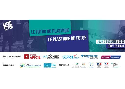 Plastic's Day : le futur du plastique, leplastiquedu futur