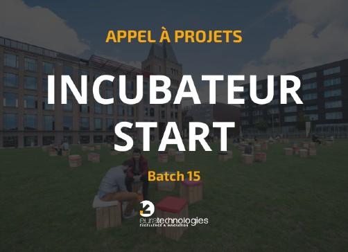 Appel à Projet Start 15