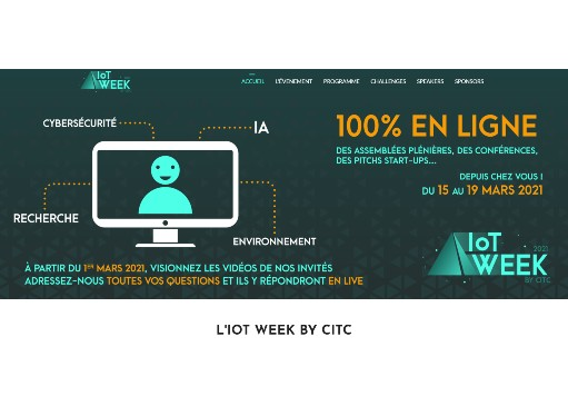 IoT Week by CITC
