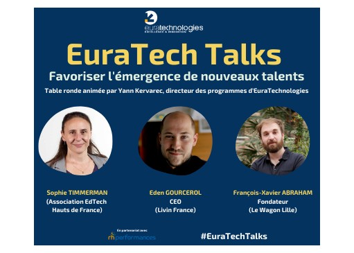 Euratech Talks : Favoriser…