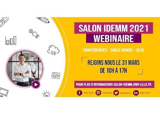 Salon IDEMM 2021
