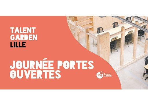 Talent Garden : Portes ouvertes