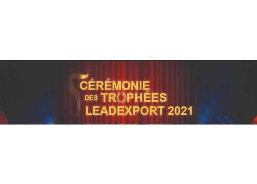 Soirée Trophées Leadexport 2021