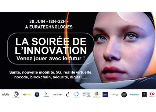 LA soirée de l'innovation by 109