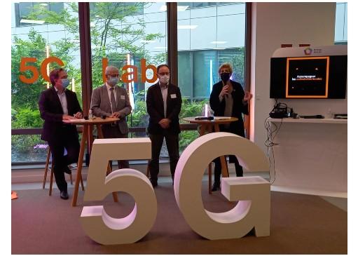 La 5G à Lille by Orange