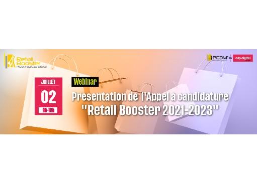 Retail Booster – Appel à candidatures
