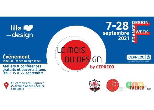 Mois du Design by Cepreco
