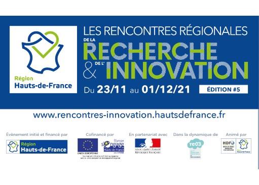 5ème édition des rencontres régionales de la recherche…