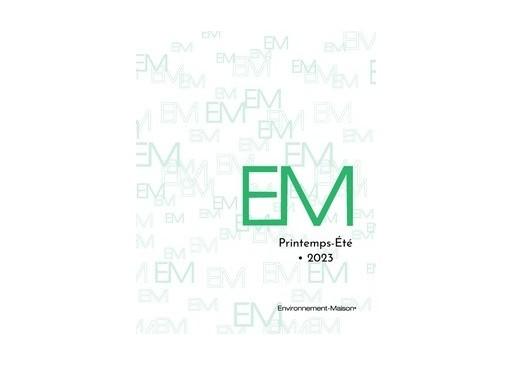 Environnement Maison : le programme pour comprendre les tendances